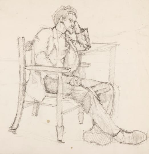01-SITTING-MAN